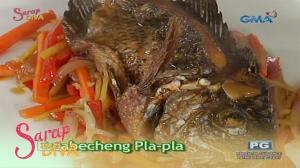 Sarap Diva: Escabecheng Pla-Pla