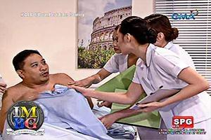 Bubble Gang: Doctor girlfriend be like..