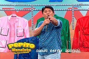 Pepito Manaloto Ep. 196: Robert at Patrick sasali sa 'Wowowin!'