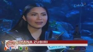 WATCH: Diana Zubiri, hindi nagdalawang-isip na tanggapin ang bagong role sa 'Encantadia'