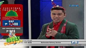 Sunday PinaSaya: Christmas three in one sa Hoy Shopping!