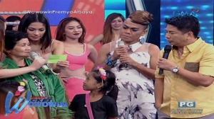 Wowowin: Lola at mga apo, panalong panalo sa 'Bigyan ng Jacket 'Yan'
