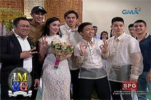 Bubble Gang: Ex's in the wedding