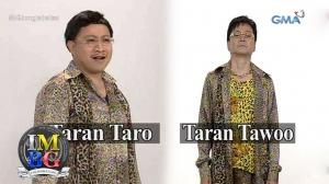 Bubble Gang: Taran Taro vs Taran Tawoo