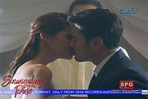 Sinungaling Mong Puso: The surprise wedding