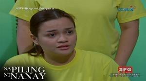 Sa Piling ni Nanay: Ysabel laban sa batas   Episode 112