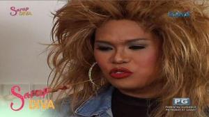 Sarap Diva: Si Tina Torture nagutom sa pagkanta!