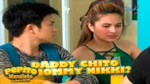 Pepito Manaloto Ep. 207:  Magiging daddy at mommy na ang ChiNikki?