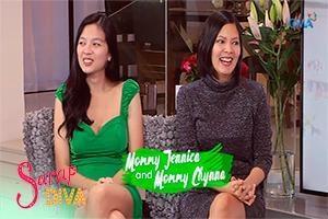 Sarap Diva: Mommy bonding with Chynna Ortaleza and Jennica Uytingco