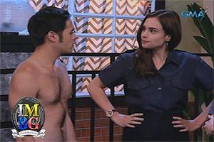 'Bubble Gang' Bloopers: Bakit nalito si Max Collins?
