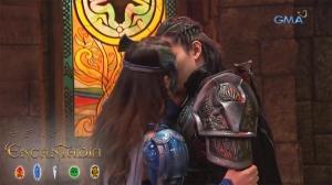 Encantadia Teaser Ep. 137: YbrAmihan's kiss