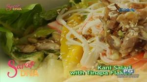 Sarap Diva: Kani Salad with Tinapa Flakes