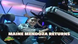Sunday PinaSaya: Ang pagbabalik ni Maine Mendoza