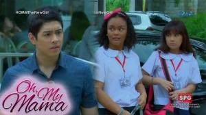 Oh, My Mama!: Zach meets Maricel