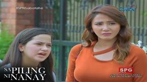 Sa Piling ni Nanay: Scarlet's frame-up