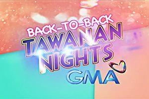 Back-to-back tawanan nights!
