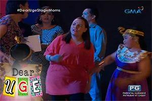 Dear Uge: Battle of the stage moms