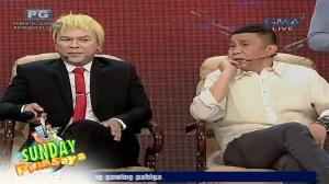 Sunday PinaSaya: Juterte na-bad trip kay Donald Trumpet?