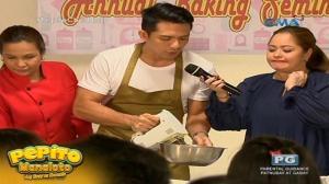 Pepito Manaloto: Basta si Bhoy, sweet baker