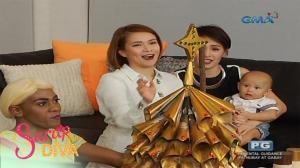 Sarap Diva: Recycled Christmas tree, winner sa Pasko!