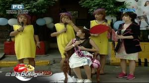 Eat Bulaga: D'Explorer sisters, naging emosyonal sa bridal shower ni Maine Mendoza