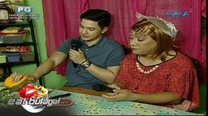 Eat Bulaga: Alden Richards learns to cook