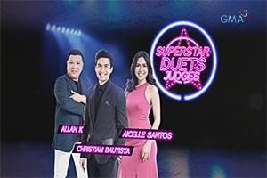 Superstar Duets: Meet the judges