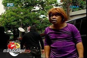 Eat Bulaga: Lola Nidora, nakatakas na?