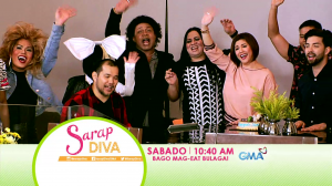 Sarap Diva Teaser: It's a Superstar Saturday