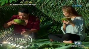Hahamakin ang Lahat: Buhay isla   Episode 56