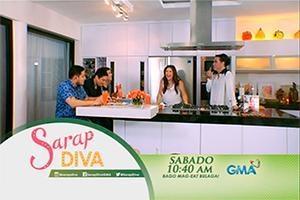 Sarap Diva: Three celebrity dads, makikisaya!