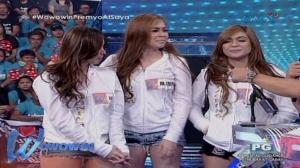 Wowowin: Willie Revillame reunites with Wow Girls