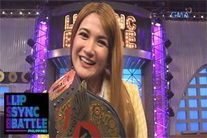 Camille Prats' Winner Moment | Lip Sync Battle Philippines