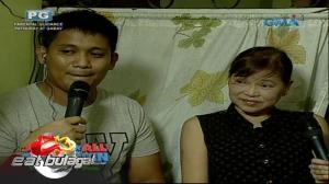 Eat Bulaga: Sugod Bahay Gang winner, 27 years ang agwat sa live-in partner