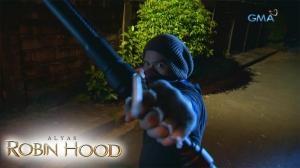 Alyas Robin Hood: The new lead