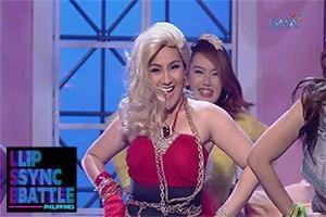 Gladys Reyes performs Cyndi Lauper's 'Girls Just Wanna Have Fun' | Lip Sync Battle Philippines