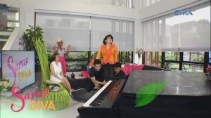 Sarap Diva: Tawanan at kantahan with Ate Vi!