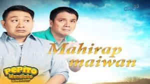 Pepito Manaloto Teaser Ep. 226: May aalis sa Pepito Manaloto?