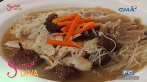 Sarap Diva: Misua Soup with Diniguan Sausage