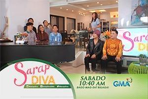 Sarap Diva: Kantahan pa more!