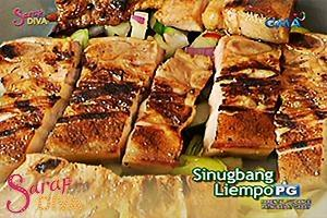Sarap Diva: Sinugbang Liempo by Joross Gamboa