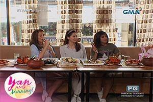Yan ang Morning!: Ultimate seafood experience with Jennylyn Mercado