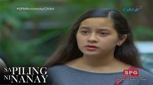 Sa Piling ni Nanay: Runaway child