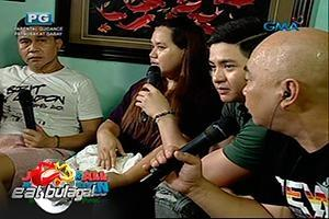 Eat Bulaga: Sugod Bahay Gang winner, handang patawarin ang nangaliwang partner