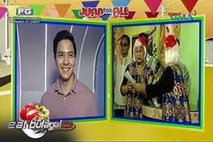 Theme song ng AlDub movie, tinagalog ng mga lola
