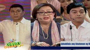 Sunday PinaSaya: Rodney Juterte meets Sen. Dilema and Herbie Colonganco