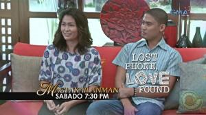 Magpakailanman: 'Lost phone, found love'