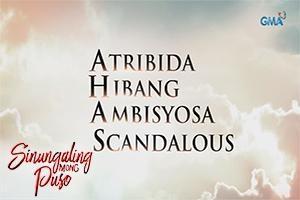 Sinungaling Mong Puso: Ahas