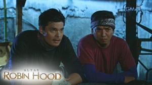 Alyas Robin Hood: Ang demanding na raketero