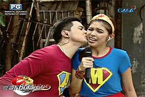 Eat Bulaga: Power kiss